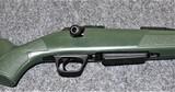 Winchester Model XPR Stealth SR in caliber 6.5 Creedmore