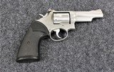 Smith & Wesson Model 66 in caliber .357 Magnum