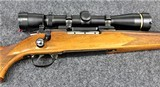 Weatherby Mark V Premium Grade Stock in caliber 7mm Weatherby Magnum
