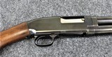 Winchester Model 12 in caliber 16 Gauge. Year of Manufacturer is 1923