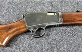 Winchester Model 63 in caliber 22 Long Rifle, Year of Manufacture 1951