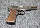FN Hi-Power in caliber 9mm