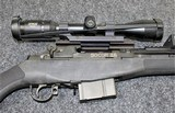 Springfield M1A SoCom 16 in caliber .308 Winchester