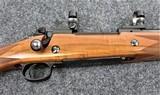 Winchester Model 70 Super Grade in caliber .458 Winchester Magnum