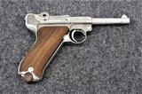Stoeger Model P-08 in caliber 9mm