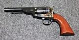 Uberti 1871 Richard Mason Army in caliber .38 Special