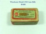 Remington Arms Union Metallic Cartridge .22 Automatic Rifle Model 1903 Winchester FULL BOX