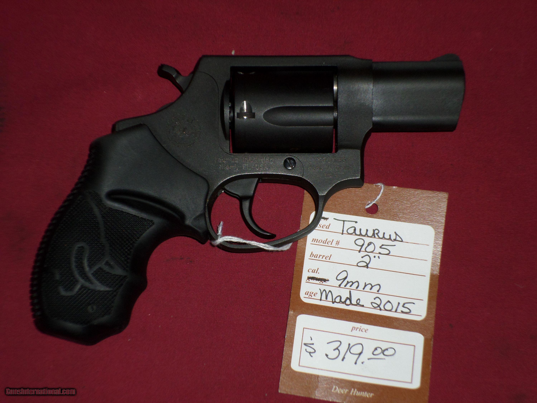 SOLD Taurus 905 9mm SOLD