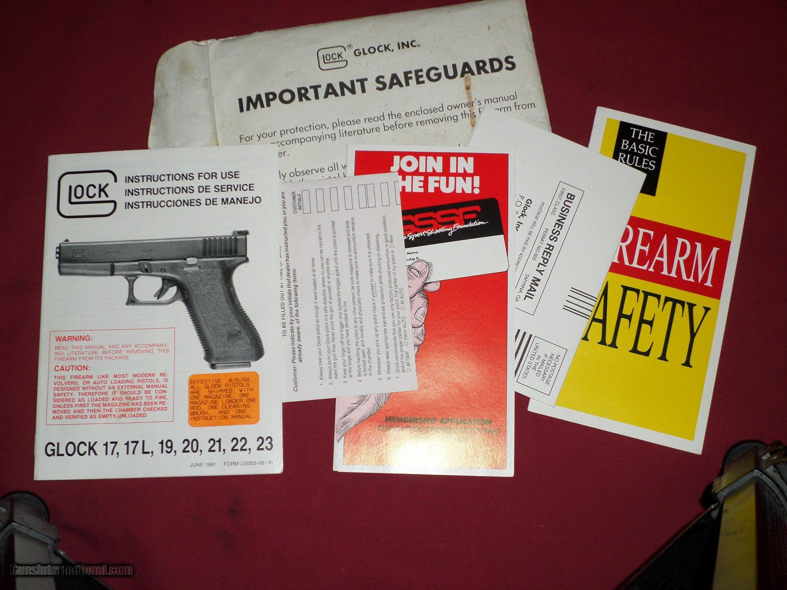 Glock 22 Gen 3 Schematic Diagrams 23 Diagram 21 4 Parts Diy Enthusiasts Wiring U2022 Pistol