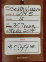 Smith & Wesson 649-5 - 4 of 4