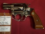 Smith & Wesson 36 Nickel 2