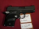 SOLD Sig Sauer P938 SOLD