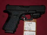 SOLD Glock 19 with laser/extras SOLD