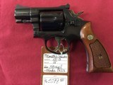 """SOLD Smith & Wesson 15-3 2"""" barrel SOLD"""