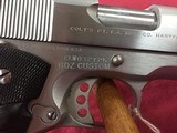 SOLD Colt Commander 70 series 1911 Boz Custom SOLD - 10 of 12