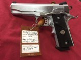 SOLD Colt Commander 70 series 1911 Boz Custom SOLD - 2 of 12