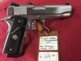 SOLD Colt Commander 70 series 1911 Boz Custom SOLD - 6 of 12