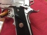SOLD Colt Commander 70 series 1911 Boz Custom SOLD - 3 of 12