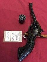 Colt New Frontier Buntline 22 LR-MAGNUM