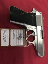 SOLD Walther Interarms PPK/S 380 SOLD - 9 of 10