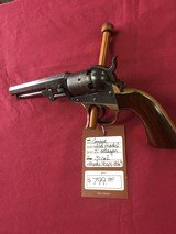 COOPER 2ND MODEL 31 CALIBER DOUBLE ACTION