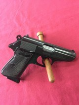 SOLD Walther INTERARMS PPK/S 380 SOLD - 5 of 8