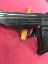 SOLD Walther INTERARMS PPK/S 380 SOLD - 4 of 8