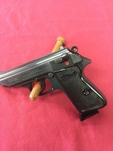 SOLD Walther INTERARMS PPK/S 380 SOLD - 1 of 8