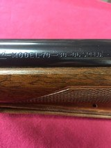 SOLD WINCHESTER 70 30-06 SOLD - 22 of 23