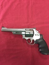 SMITH & WESSON 657-4 41 MAGNUM