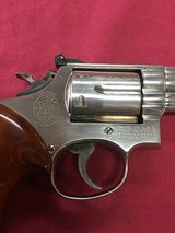SOLD SMITH & WESSON 19-3 NICKEL SOLD - 9 of 11