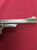SOLD SMITH & WESSON 19-3 NICKEL SOLD - 10 of 11