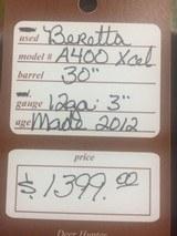 SOLD BERETTA A400 XCEL SOLD - 17 of 17