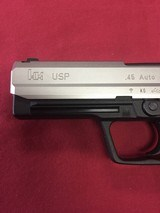 SOLD H&K USP 45acp.Made in Germany SOLD - 4 of 13