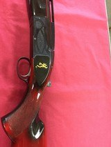 SOLD Browning BT99 12ga SIGNATURE PAINTED SOLD - 2 of 25