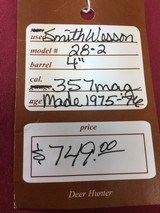 SOLD SMITH WESSON 28-2 SOLD - 15 of 15