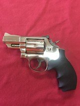 SOLD SMITH & WESSON 19-3 NICKEL SOLD