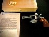 Colt Python .357 Magnum Revolver