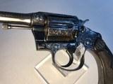 Colt Police Positive, 32-20 caliber