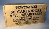 Winchester, 9mm Parabellum