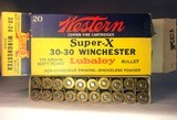 Western Winchester Super X, 30-30, - 8 of 9