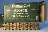Remington Kleanbore 222 Hi Speed