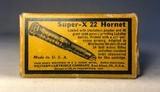 Western Super X 22 Hornet - 9 of 9