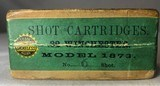 Winchester Model 1873 32 caliber sealed box - 6 of 9
