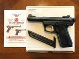 Ruger 22/45 Mark II Pistol