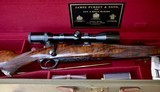 J. PURDEY & SONS7X64MM MAUSER SPORTING RIFLE - 2 of 14