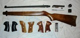 Mixed lot of Savage, H&R, S&W, Ruger parts - 2 of 2