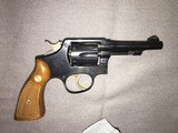 SMITH & WESSON PRE MODEL 10