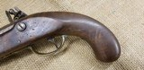 British Clark Gentleman's Flintlock Pistol - 9 of 15