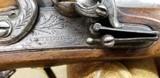 British Coach Gun Blunderbuss with Spring Bayonet by Hetherington - 5 of 15